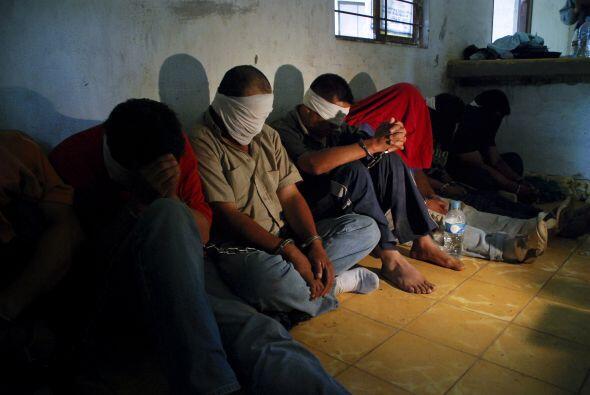 Durante 2010 se registraron 1,847 secuestros en México y en 136 de los c...