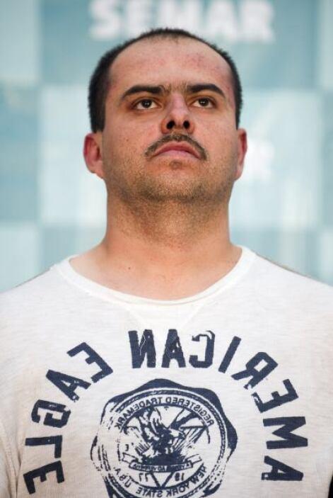 También fue arrestado el presunto jefe de 'El Piolín', Sergio Antonio Mo...