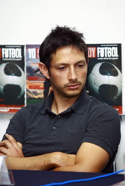 Nacho Hierro jugó en México con el América y las Ch...