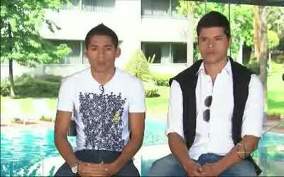 Javier Aquino y Nestor Araujo representaran a México en los juegos olímp...
