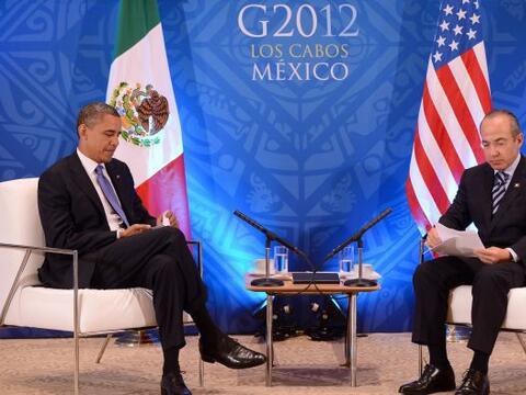 """El presidente de EU, Barack Obama, aseguró que """"el mundo est..."""