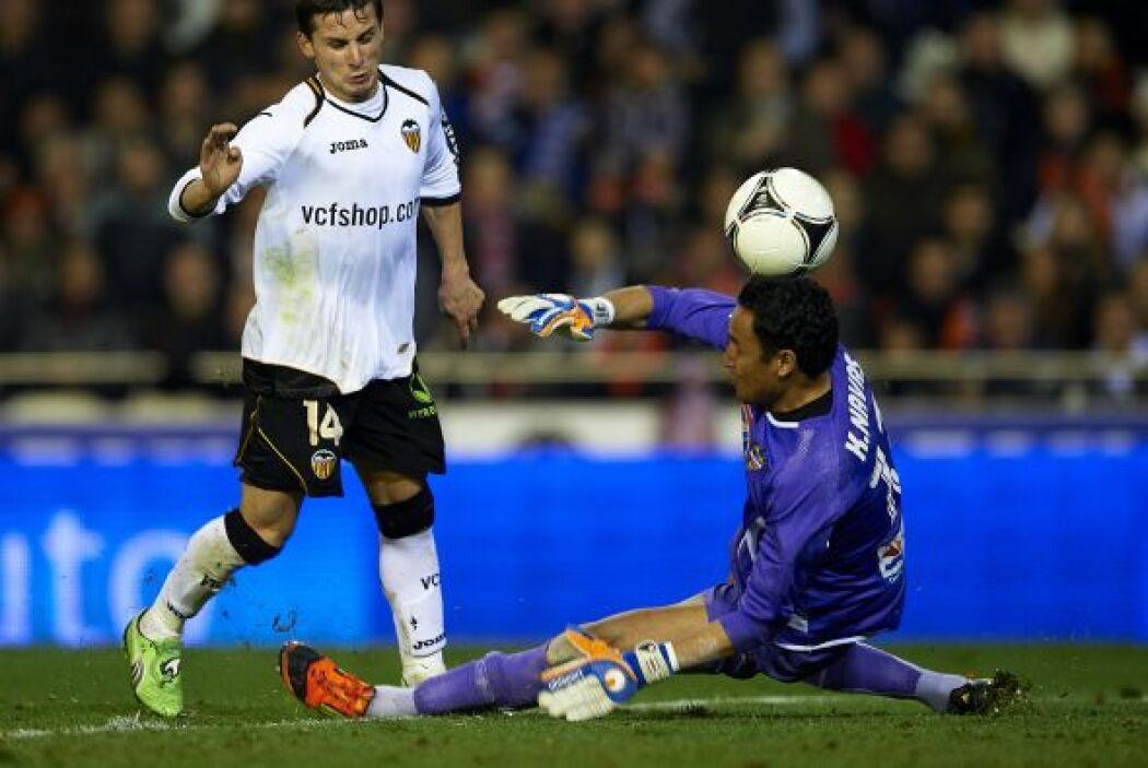 Para el 2011 llegó su paso al Levante, primero con una cesión y después...