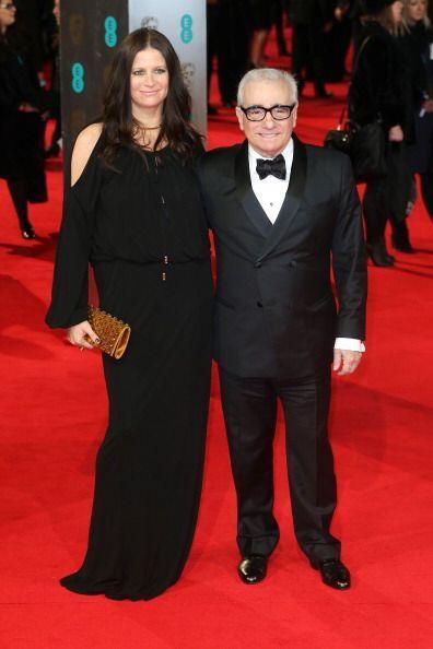 Con estos 'looks' el director Martin Scorsese y su esposa Helen Morris l...