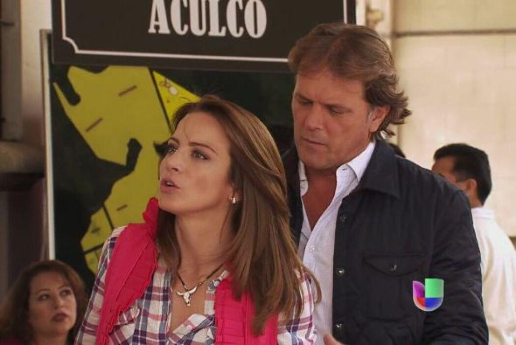Advierten a Camila sobre su cita con Dionisio, pero ella estará a solas...
