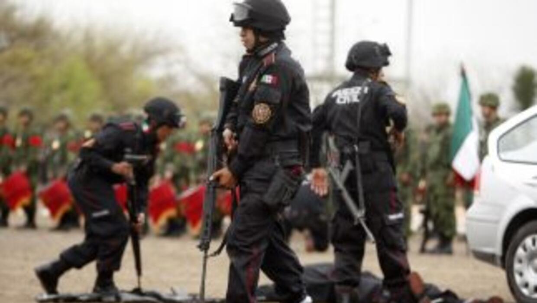 Las dos acciones contra la delincuencia organizada se llevaron a cabo en...