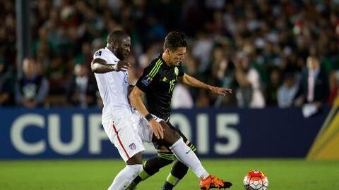 Calificamos a México ante Estados Unidos.
