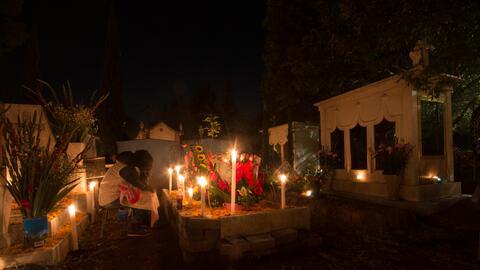 Día de Muertos en San Gregorio