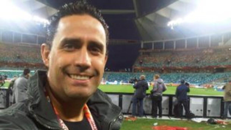 Camilo Montoya le comparte al público sus deseos para el Día de Acción d...