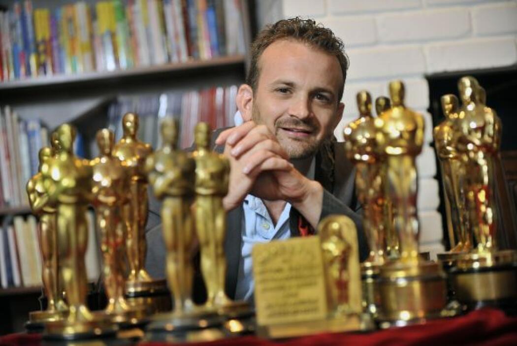 15 estatuillas de los premios Oscar se pusieron en puja dos días después...