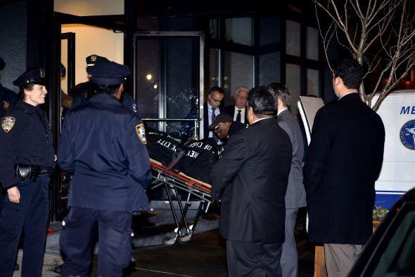 La oficina del forense en Nueva York confirmó que este lunes cond...