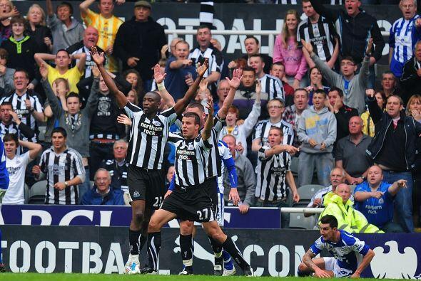 Birmingham intentó pero el Newcastle se plantó bien y mane...