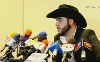 Gerardo Ortiz pidió perdón por su video musical