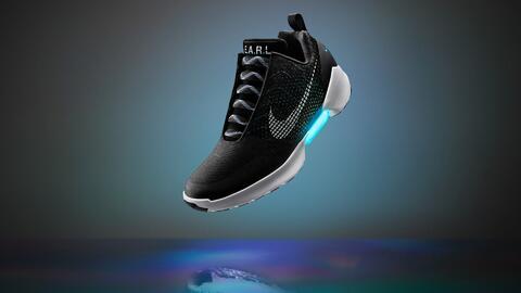 Llegaron los zapatos del futuro