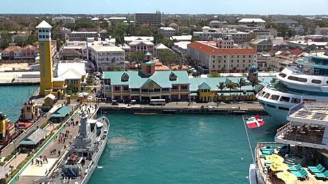Nassau, Bahamas.