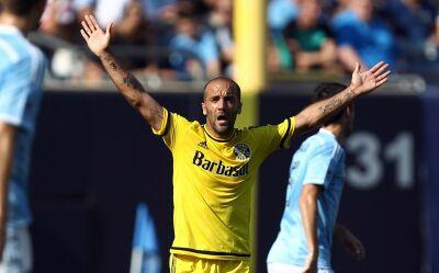 Federico Higuaín, Columbus Crew SC
