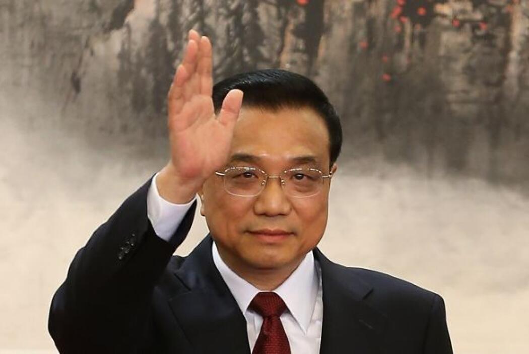 13. LI KEQIANG  Puesto- Viceprimer ministro de China.  Organización- Gob...