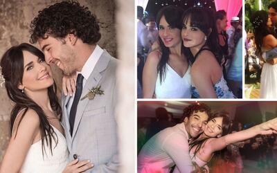 Adriana Louvier boda
