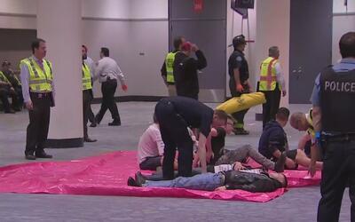 Si terroristas atacaran Chicago, ¿cuál sería su blanco?
