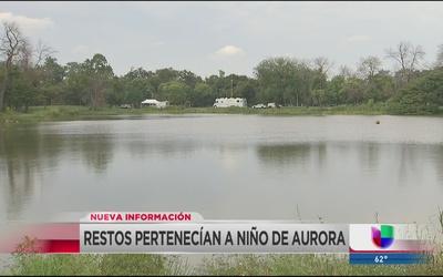 Identifican los restos encontrados en laguna de Garfield Park