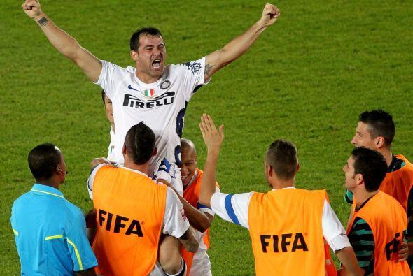 El segundo finalista del Mundial de Clubes es el Inter de Milán.