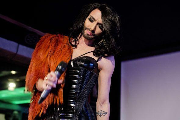 La barba de Conchita le ha servido a Tom para demostrar que el género no...