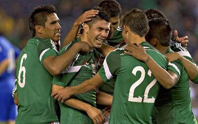 México derrotó 4 - 2 a Finlandia en partido amistoso