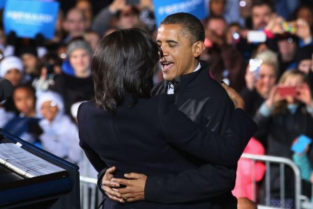 El inquilino de la Casa Blanca logró asegurar otros cuatro años en la re...