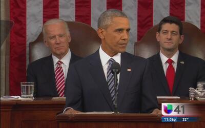 Lo más importante del último discurso de Obama sobre el Estado de la Union
