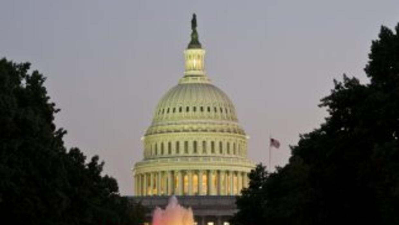 La Cámara de Representantes del Congreso de Estados Unidos tiene detenid...