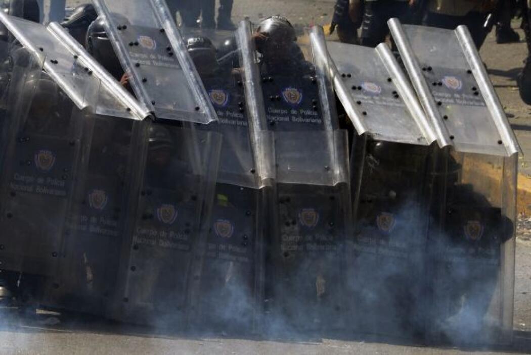 Venezuela vive una oleada de protestas contra el Gobierno de Maduro desd...