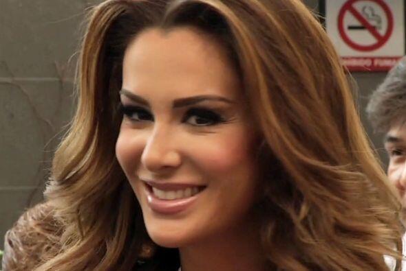 La actriz confirmó la noticia a la revista TVyNovelas junto a su entonce...