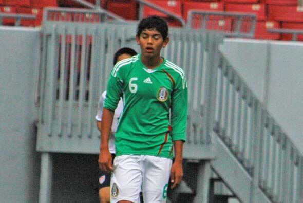 Jorge Espericueta hizo el gol de México de penati, pero no celebró. Habí...