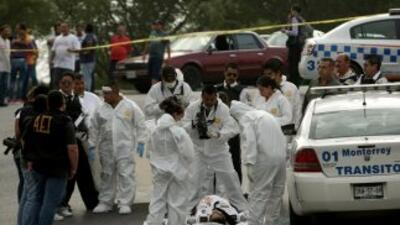 Enfrentamientos y balaceras en varios puntos de México marcaron un viole...