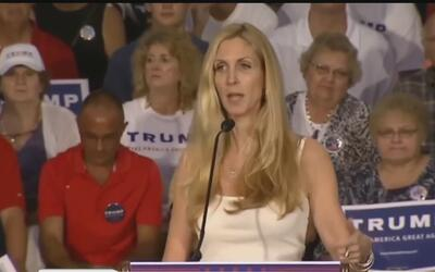 Rechazan visita de Ann Coulter a Modesto