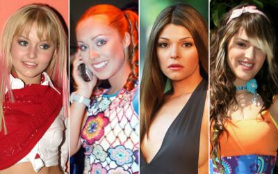 Ellas son estrellas de las telenovelas y las hemos visto cambiar a trav&...