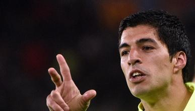 Luis Suárez no se callló ante los chilenos.