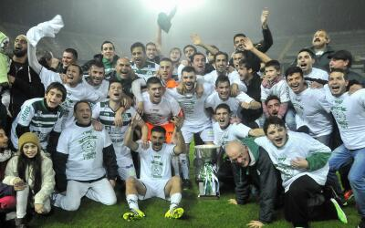 Un año después de ascender a primera división, Plaza Colonia conquistó e...