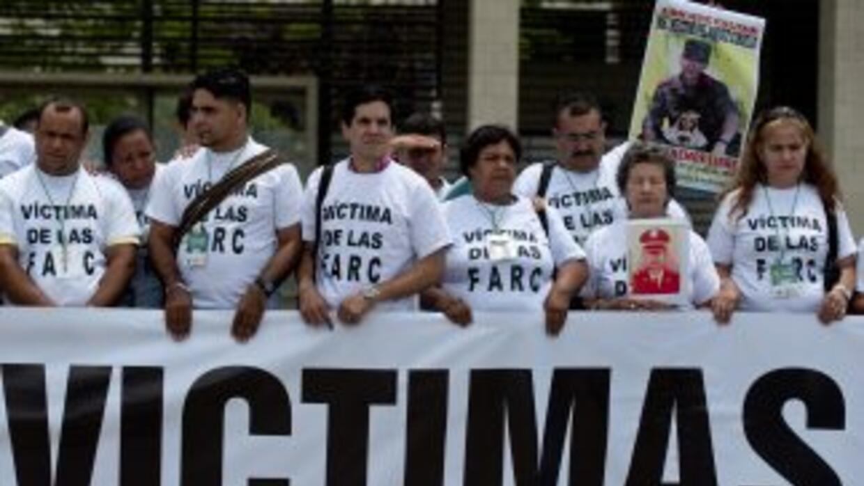 """Los negociadores enfatizaron que las víctimas que lleguen a La Habana, """"..."""