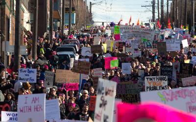 """""""Vamos a salir a las calles a protestar"""": la respuesta de inmigrantes la..."""