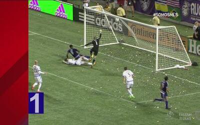 Somos MLS: Top 5 de goles de la Semana 12 en la MLS