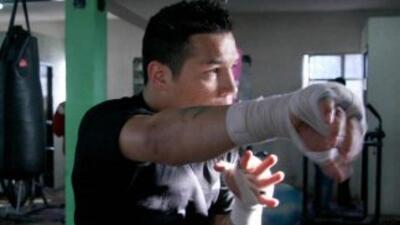 'Tyson' se prepara con todo para Mayol (Foto: Zanfer)