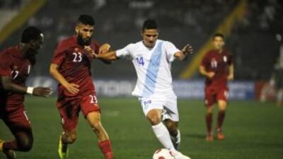 Perú venció a los chapines por la mínima diferencia.