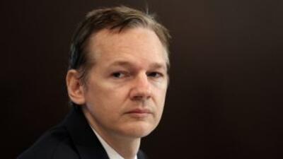 Julian Assange puso a EU 'moralmente (...) de rodillas' según el líder c...