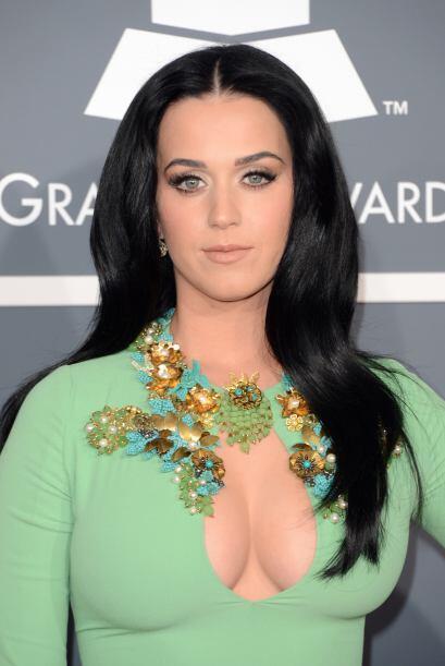 Pero la que de plano no se midió fue Katy Perry, quien estuvo a p...