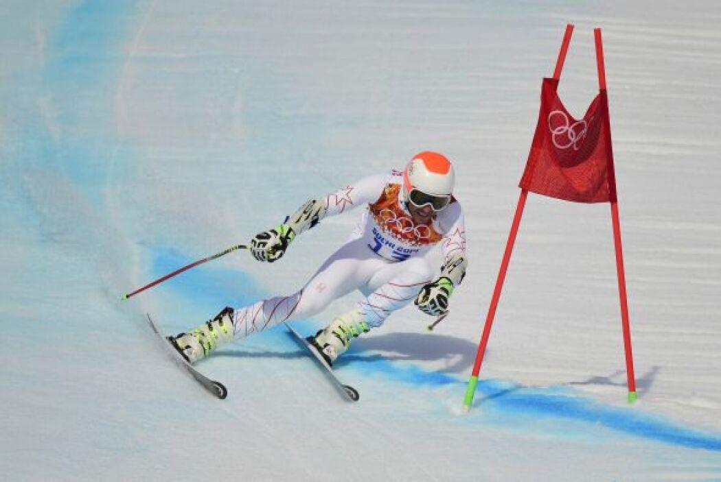 Sin embargo, el norteamericano quería otra medalla olímpica, recuperó la...