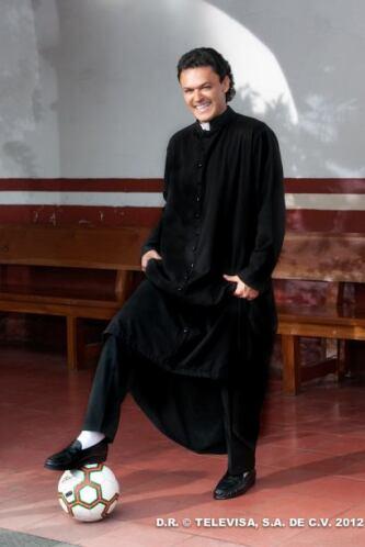 """Pedro Fernández fue un padre muy padre en """"Cachito de Cielo""""."""