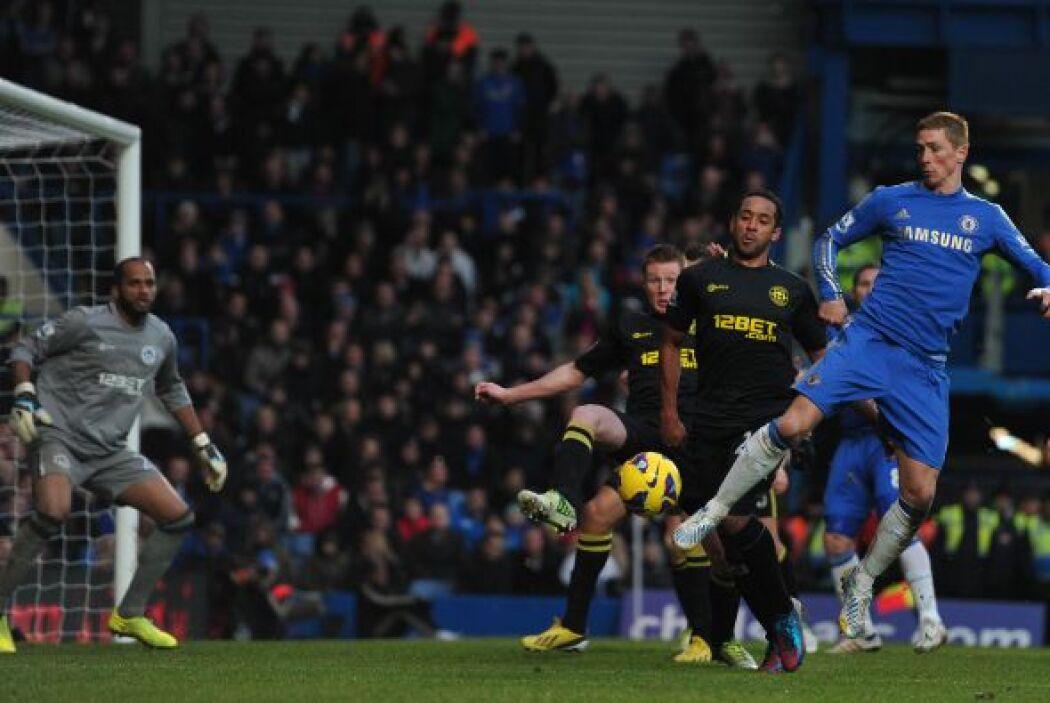 Comenzó el nerviosismo en Chelsea, que ha visto que pierde partidos que...
