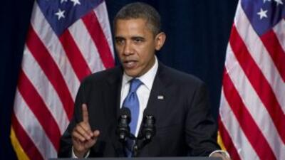 """El mandatario indicó que las naciones no pueden permanecer como """"especta..."""
