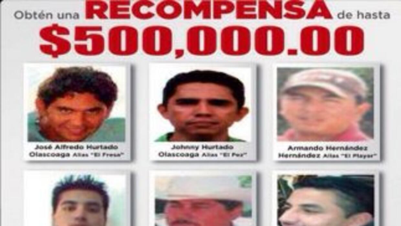 Francisco Javier Resillas Ríos era el criminal más buscado del estado de...