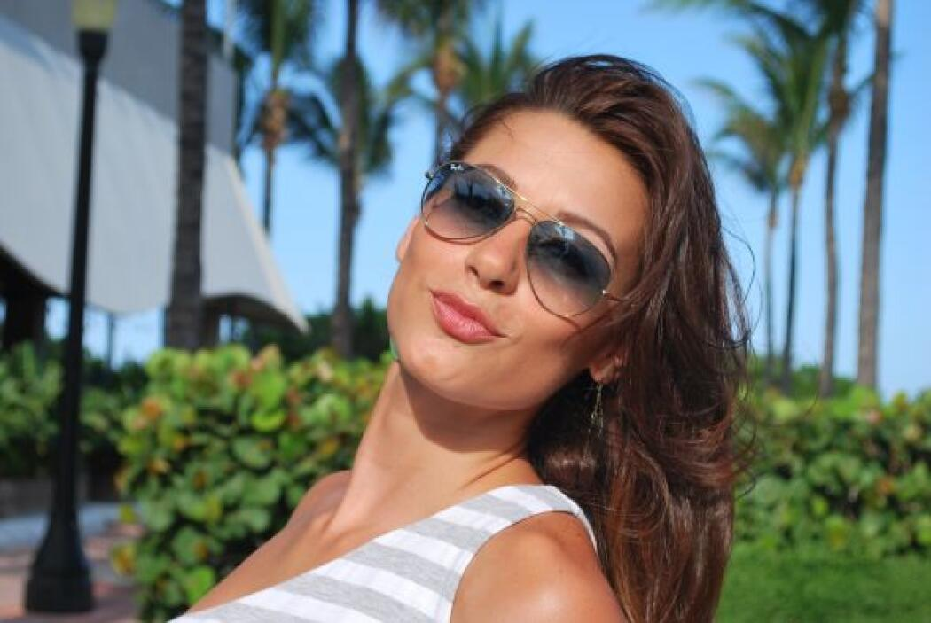 Ante el escándalo de días recientes de Nastassja con Miss Nicaragua, su...